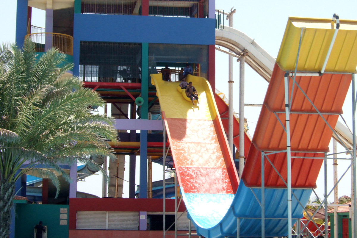 Sunway Lagoon One Of Pakistan S Premier Water Park